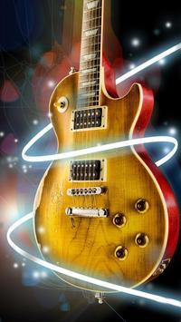 Guitar HD wallpaper screenshot 10