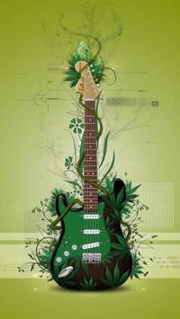 Guitar HD wallpaper screenshot 16