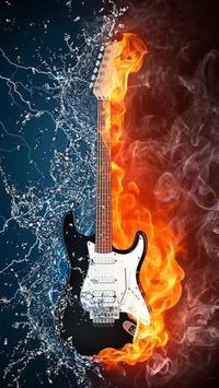 Guitar HD wallpaper screenshot 23