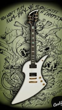 Guitar HD wallpaper screenshot 21