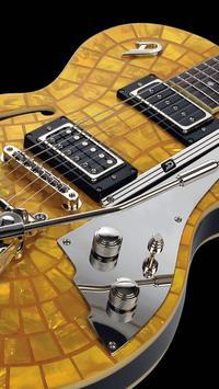 Guitar HD wallpaper screenshot 3