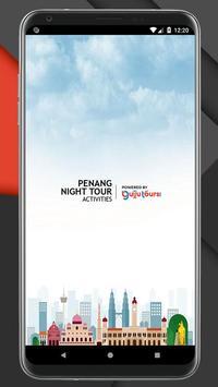 Penang Night Tour poster