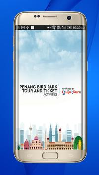 Penang Bird Park Tour and Ticket poster