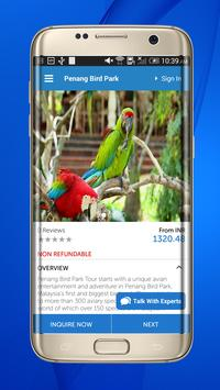 Penang Bird Park Tour and Ticket screenshot 1