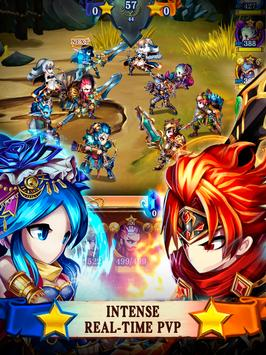 Brave Frontier: The Last Summoner скриншот 11