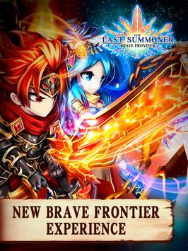 Brave Frontier: The Last Summoner скриншот 16