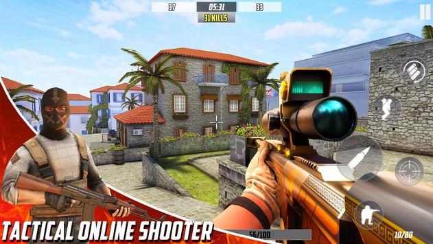 Hazmob FPS تصوير الشاشة 18