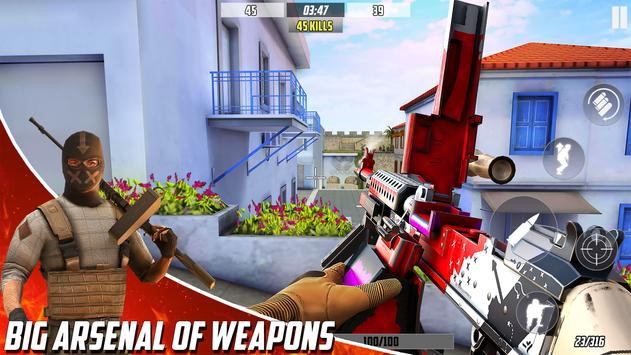 Hazmob FPS تصوير الشاشة 20