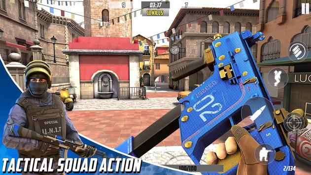 Hazmob FPS تصوير الشاشة 7