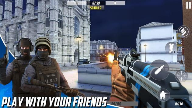 Hazmob FPS تصوير الشاشة 8