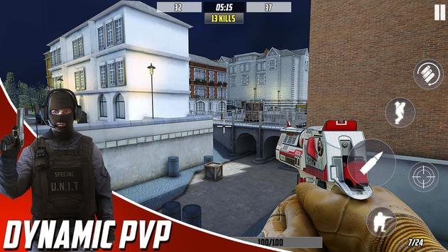 Hazmob FPS تصوير الشاشة 9