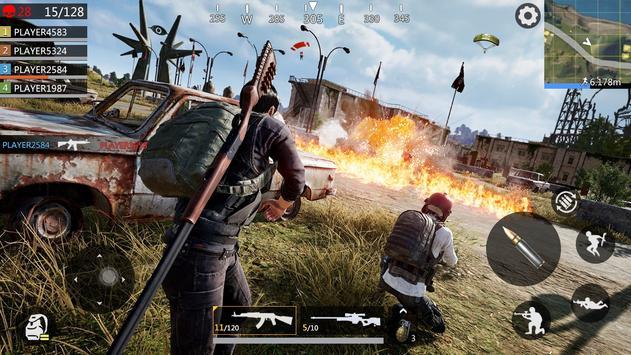 Cover Strike capture d'écran 12