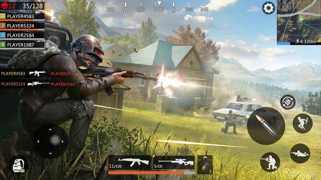 Cover Strike capture d'écran 3