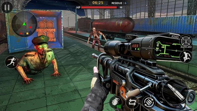 Cover Action : Real Commando Secret Mission 2020 screenshot 5