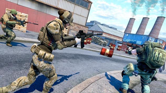 Cover Action : Real Commando Secret Mission 2020 screenshot 1