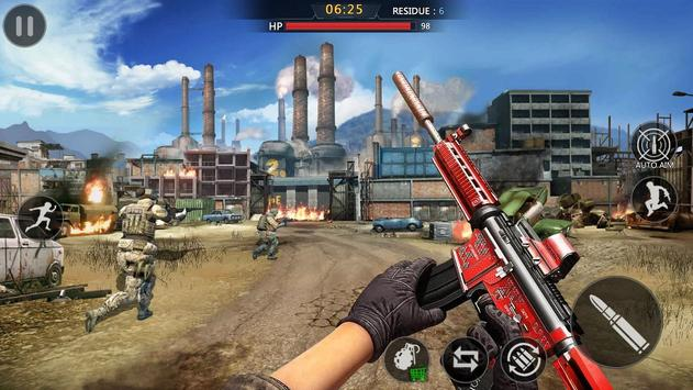 Cover Action : Real Commando Secret Mission 2020 screenshot 2