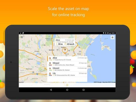 GPS-Trace capture d'écran 5
