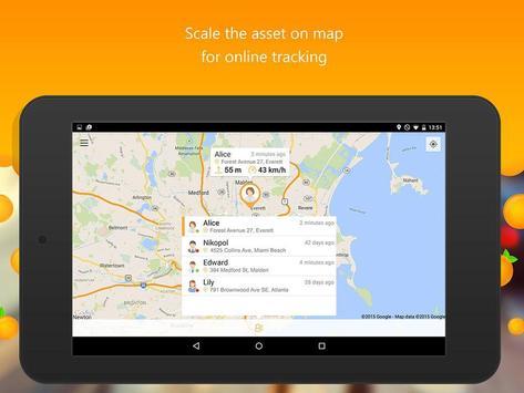 GPS-Trace screenshot 5