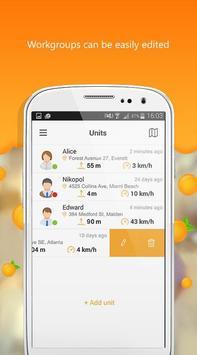 GPS-Trace screenshot 1