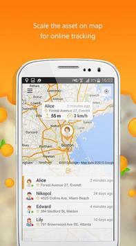 GPS-Trace capture d'écran 2