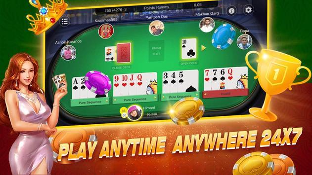 Rummyguru- 13 cards game screenshot 2