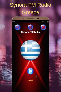 Synora FM Radio Greece poster