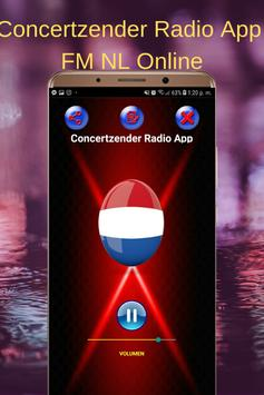 Concertzender Radio App FM NL Online poster