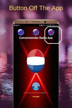Concertzender Radio App FM NL Online screenshot 4