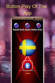 Bandit Rock Radio Online Gratis screenshot 1