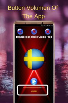 Bandit Rock Radio Online Gratis screenshot 2