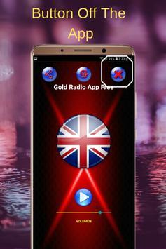 Gold Radio App Free screenshot 4