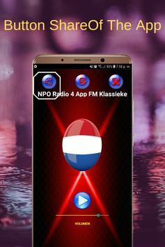 NPO Radio 4 App FM Klassieke Muziek NL Online screenshot 3