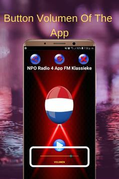 NPO Radio 4 App FM Klassieke Muziek NL Online screenshot 2
