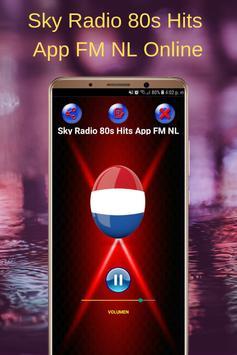 Sky Radio 80s Hits App FM NL Online poster