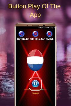 Sky Radio 80s Hits App FM NL Online screenshot 1