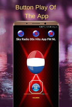 Sky Radio Lounge App FM NL Online screenshot 1