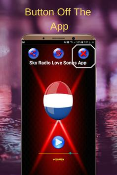 Sky Radio Love Songs App FM NL Online screenshot 4