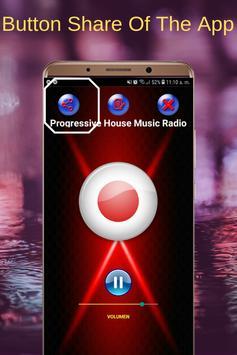 Progressive House Music Radio FM Japon screenshot 3