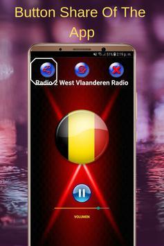 Radio 2 West Vlaanderen Radio Online Free screenshot 3