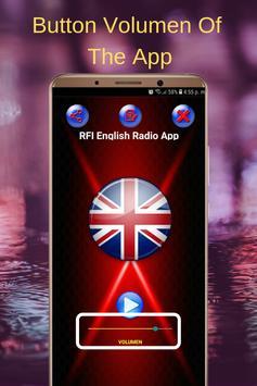 RFI English Radio App Online screenshot 2