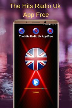 The Hits Radio Uk App Free poster