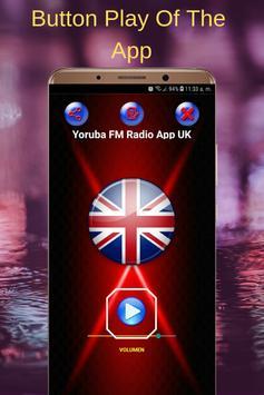 Yoruba FM Radio App UK Online screenshot 1