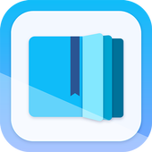 eReader Prestigio: eBook Reader, EPUB Reader icon