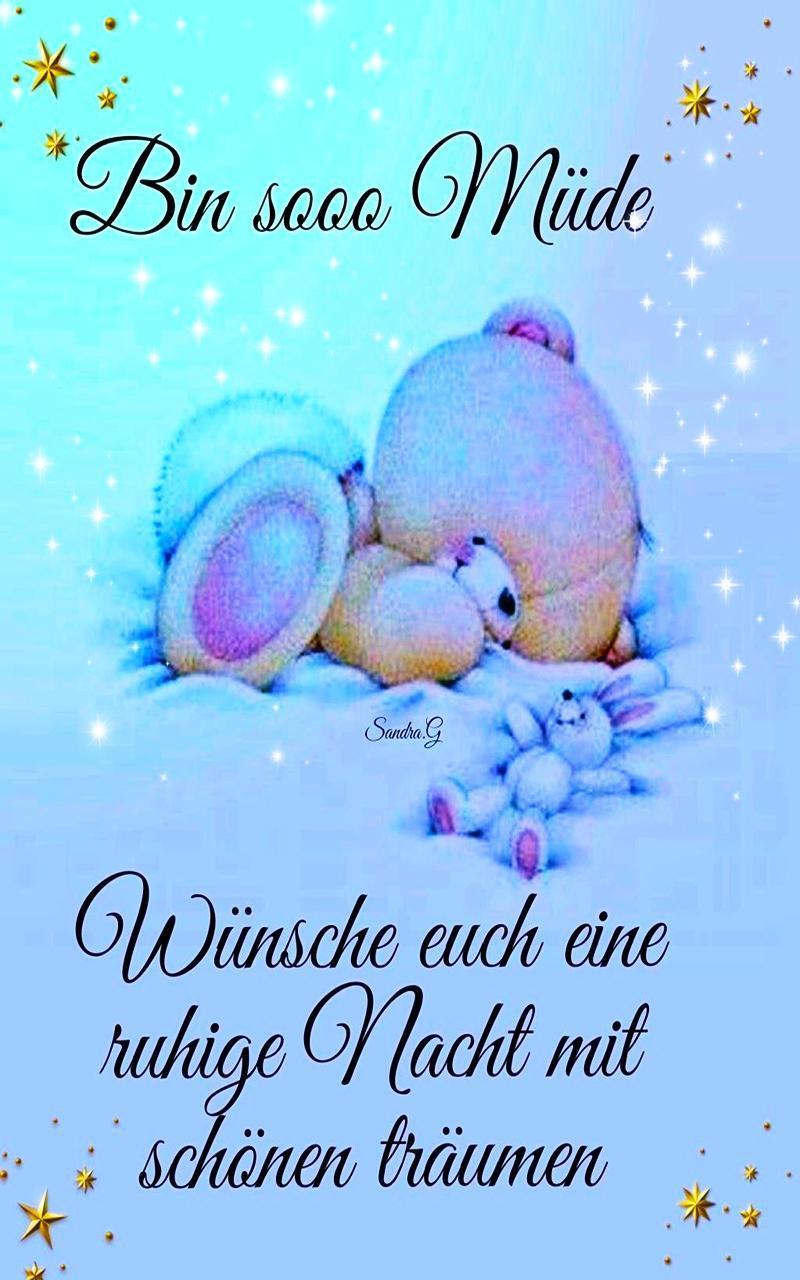 Nacht whatsapp wünsche gute Gute