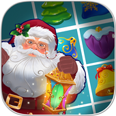Christmas Games - Match 3 Puzzle Game for Xmas icon
