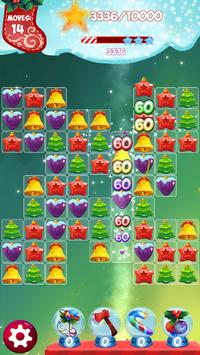 Christmas Games - Match 3 Puzzle Game for Xmas screenshot 5