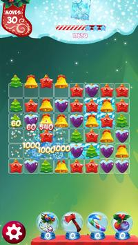 Christmas Games - Match 3 Puzzle Game for Xmas screenshot 10