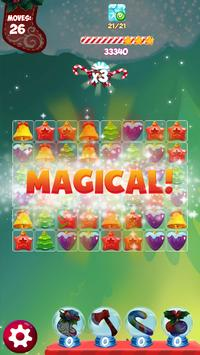 Christmas Games - Match 3 Puzzle Game for Xmas screenshot 2