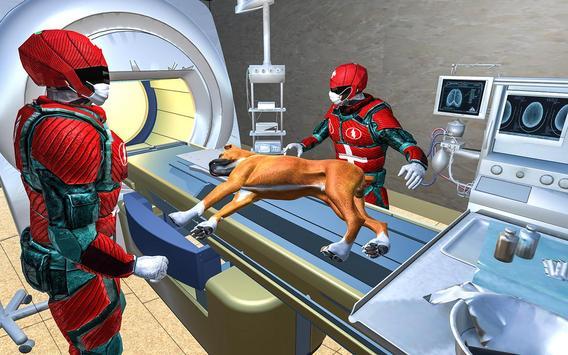 Animal Rescue Robot Hero screenshot 2