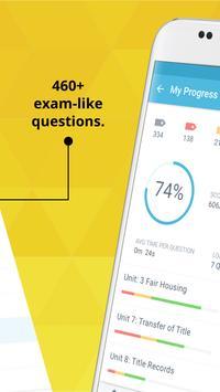 Dearborn Real Estate Exam Prep تصوير الشاشة 1
